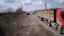 Блокпост г. Дебальцево на трассе Е40 М03