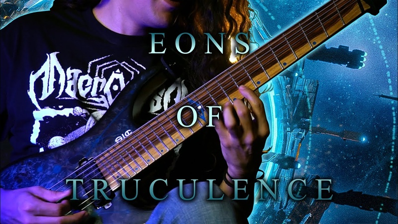 GN0SIS - Eons of Truculence (Guitar Playthrough 2021)