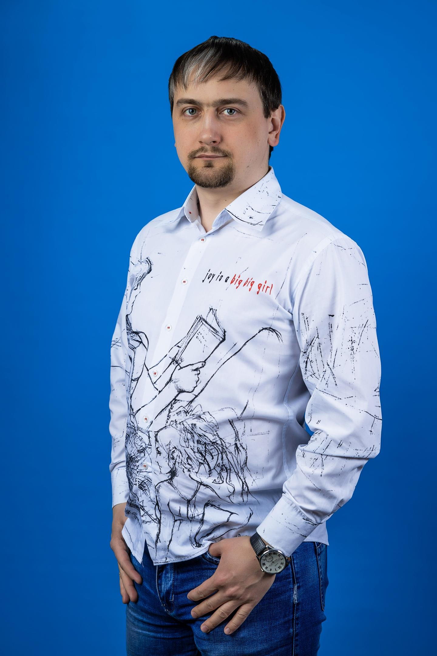 Андрей Дягилев