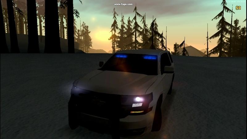 [SHW] Unmarked Chevrolet Tahoe