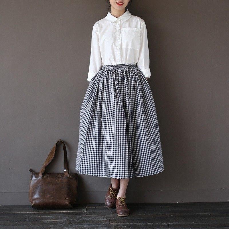 Пышная юбка -