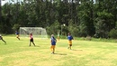 PVSC U10 Girls vs Golden Isle GSA United 09-08-2012