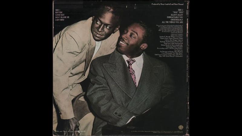 Miles Davis Tadd Dameron Quintet In Paris Festival Intern De Jazz 1949 1977 full Album