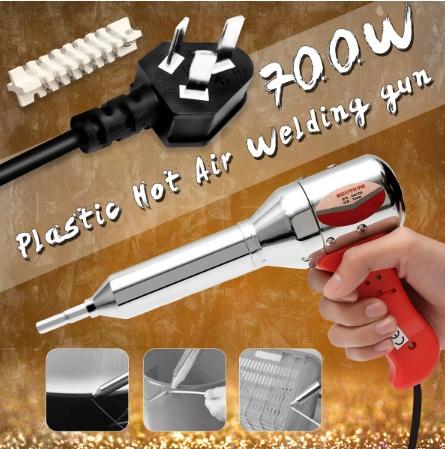 Пистолет для пайки пластика