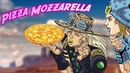 Pizza Mozzarella Song by Gyro Zeppeli- Slightly Animated