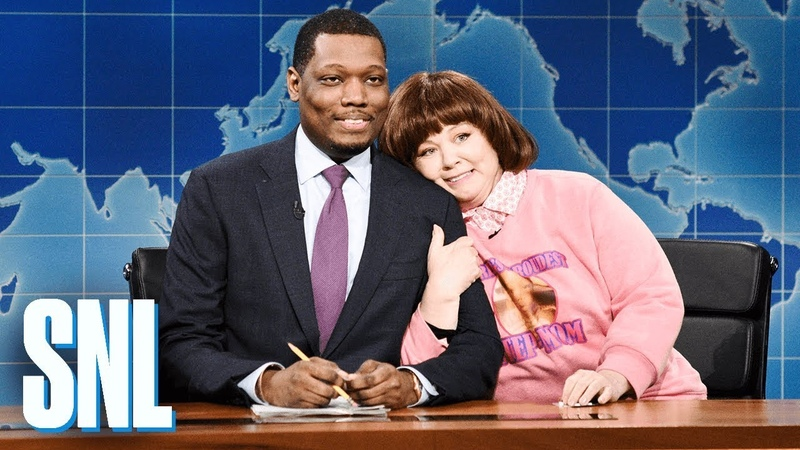 Weekend Update Michael Ches Stepmom - SNL