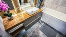 КАК СДЕЛАТЬ Дизайн ванной комнаты - ПРОСТОЙ СПОСОБ Идеи для ремонта в ванной из PINTEREST