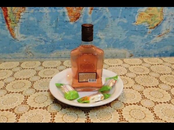 Брусничная настойка 🍷 с мёдом. Cranberry liqueur with honey.
