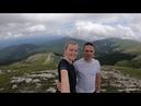 Поход на вершину - Роман-Кош - самая высокая точка Крыма с заходом в Беседку Ветров Июнь 2020 4K