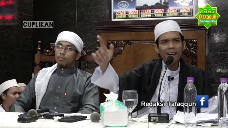 Orang lain Kau larang, Kau sendiri melakukan - Dr. Ustadz Abdul Somad, Lc, MA.