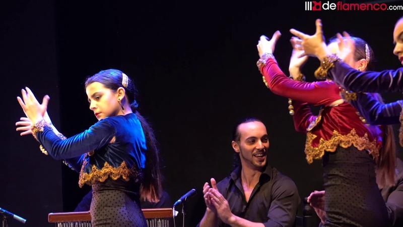 Las Turroneras 4 tacones y un sentío en Teatro Flamenco Madrid