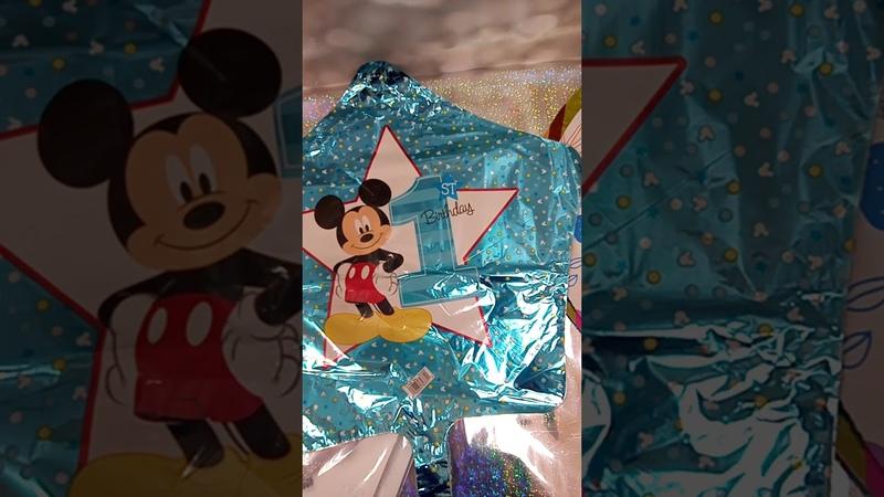 Новые бумажные гирлянды и фольгированные шары