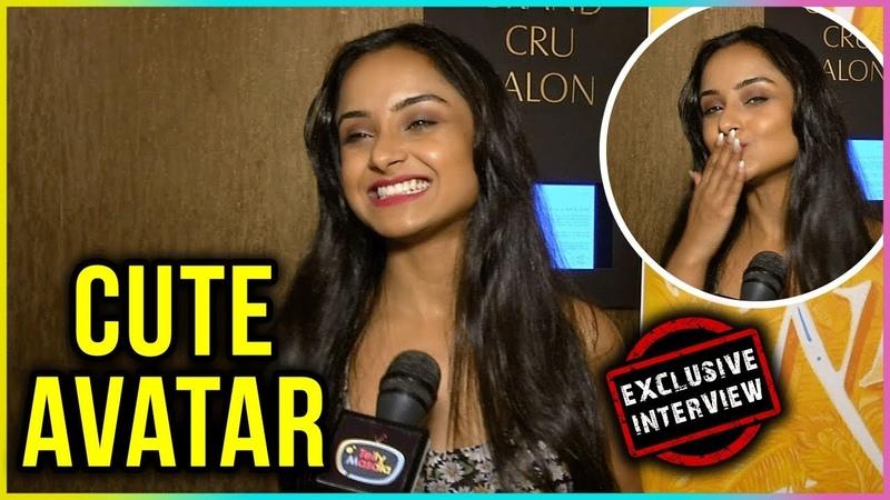 Peshwa Bajirao Fame Ishita Ganguly's CUTE AVATAR Exclusive Interview