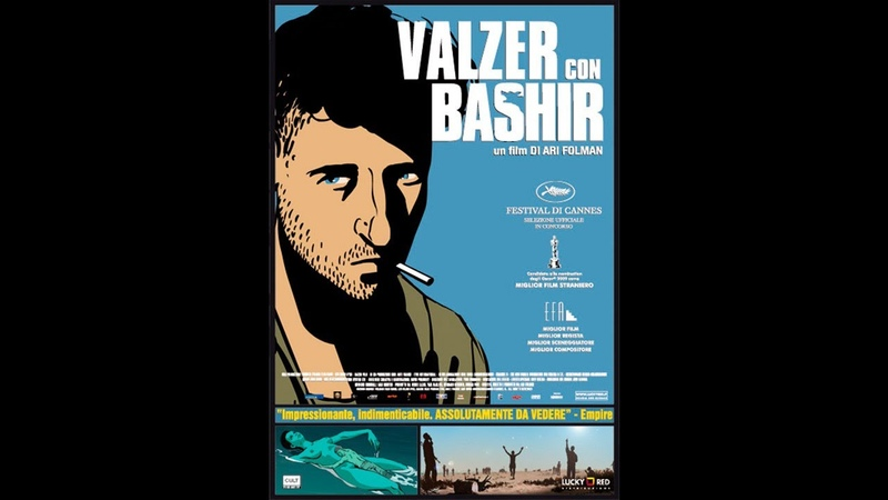 VALZER CON BASHIR (2008) - ITA (STREAMING)