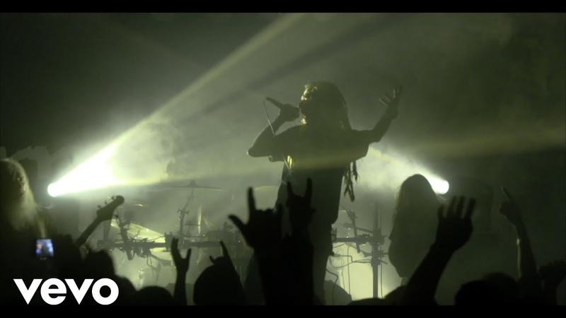 Lamb of God Descending Live from House of Vans Chicago