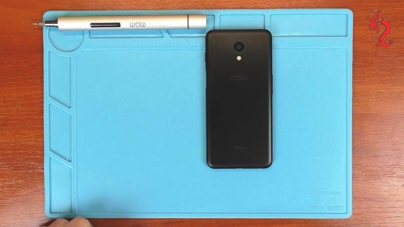 MEIZU M6s (mblu S6) РАЗБОР смартфона, ОБЗОР изнутри