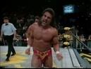 Johnny B. Badd Marc Mero vs. Pretty Paul Roma 01 07 1995 WCW Saturday Night