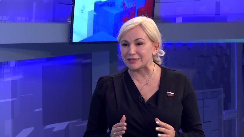 С предложением поддержать эфиромасличную отрасль выступила сенатор от Крыма