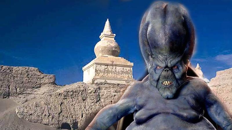 Кто превратил вершину Гималаев в пирамиду Внеземные цивилизации в Тибете или это ошибка ученых