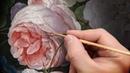 Рисуем розу - Копирование голландского натюрморта. Ян Давидс де Хем Rijksmuseum