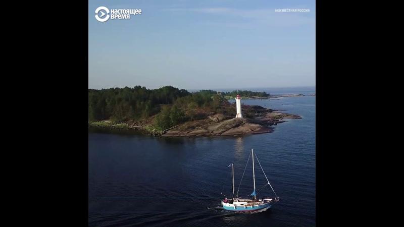 Неизвестная Россия Гогланд остров погибших кораблей