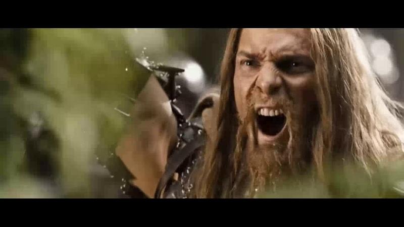 Битва люди против орков Фильм во имя Короля