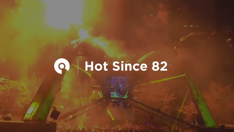 Hot Since 82 @ Ultra Music Festival Miami 2016 Resistance Day 1 BE