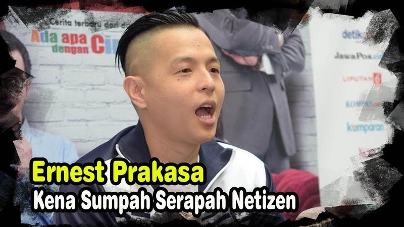 Ernest Prakasa Malah Kena Sumpah Serapa Netizen Karena Komentari Soal Felicia Tissue dan Ibunya