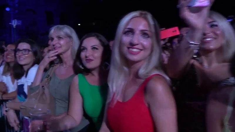 Djordje Balasevic Deo atmosfere u Pulskoj areni 17 08 2019