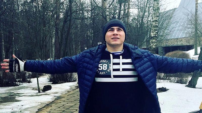 Рустам Набиев. Потерял ноги, но не потерял себя