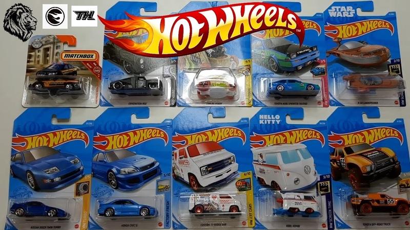 Хот Вилс 2021 - Сокровище Hot Wheels TH - Treasure Hunt - Уже в продаже! 16.04.2021