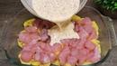 Haben Sie 1 Hähnchenfilet Bereiten Sie ein unglaublich leckeres und einfaches Abendessen vor! 90