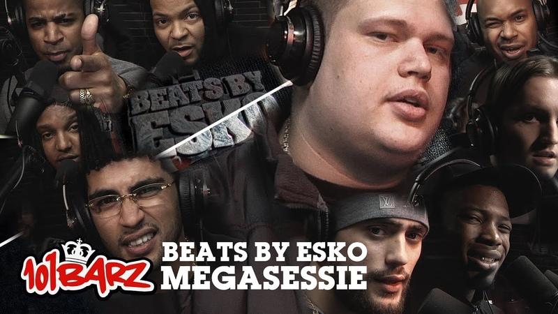 BEATS BY ESKO MEGASESSIE 101Barz