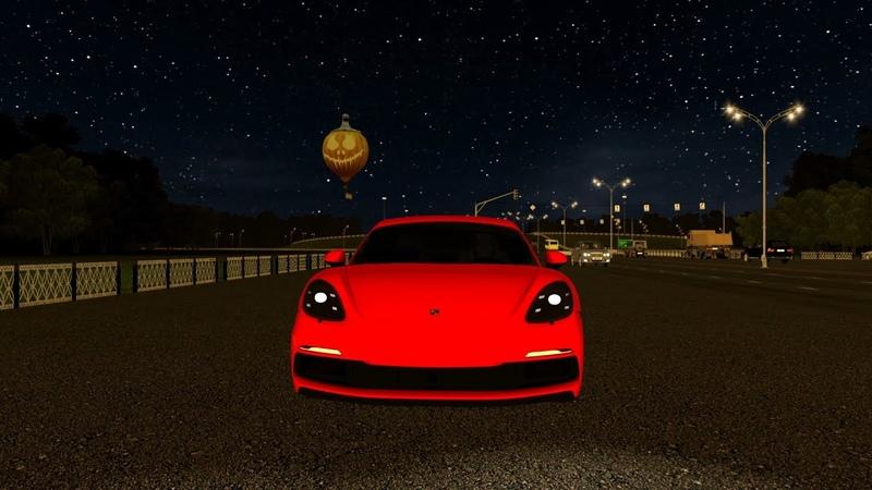 Сити Кар Драйвинг Porsche 718 Cayman GTS