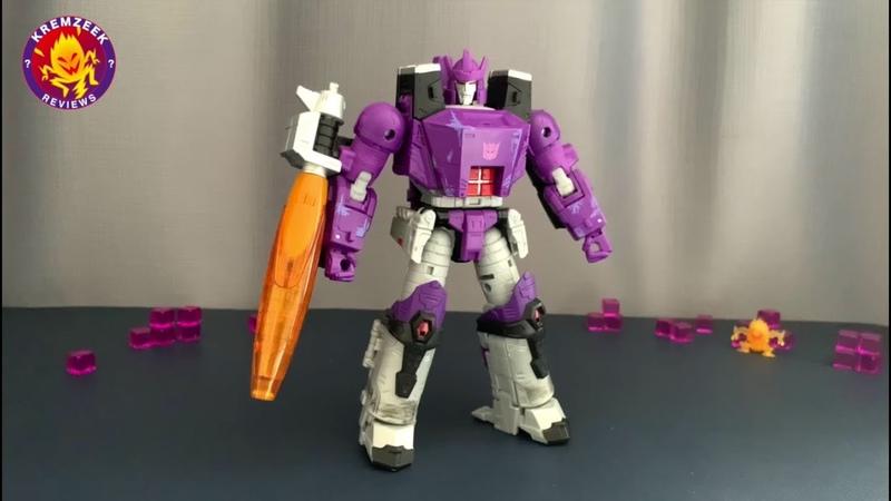 Transformers WFC Kingdom Galvatron