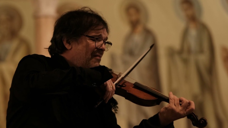 Concert in the Feodorovsky Cathedral, St.-Petersburg, part I H.I.F. Biber Carrying the Cross