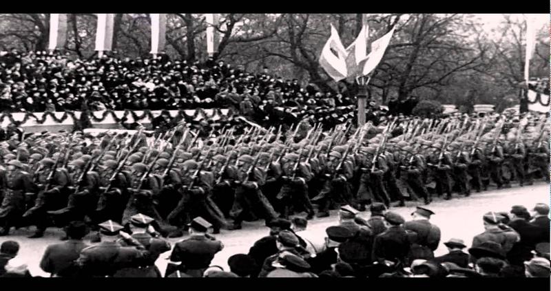 Dzień Niepodległości Polski Warszawa 11 listopada 1938 roku
