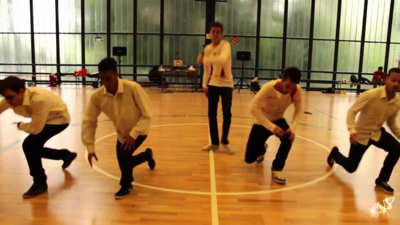 VERTIFIGHT CERBERUS | Team Show | Aosta Free Moves (ITALY)