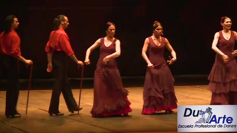 Bastones y Palillos Ballet - Flamenco de Cristina Hoyos(Gira China)