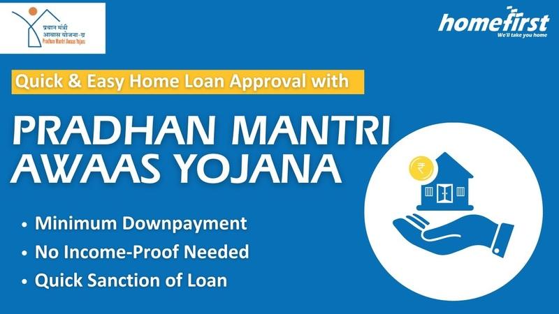Pradhan Mantri Awas Yojana 2020 21 Home Loan Under PMAY