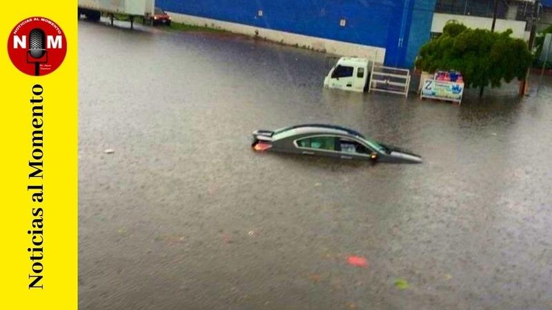 Lluvias en Guadalajara provocan inundaciones hay 2 muertos Noticias al Momento 📍