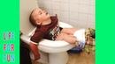 Я Ржал До Слез😂 Приколы / Смешные Видео / Самые смешные смутьяны дети делают все что застряли 2