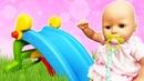 Беби Бон Аннабель балуется! Играем в куклы. Как мама купила Беби Анабель новые игрушки