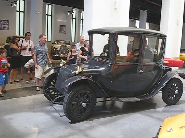 04.08.2013 г. Museo Automovilístico de Málaga, MVI 0384, 150256 000013