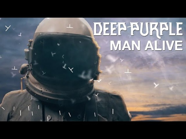 Deep Purple Man Alive Official Music Video New album Whoosh out now